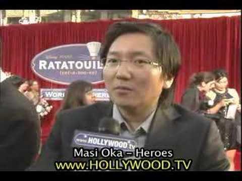 Masi Oka - Heroes - Spiritual Side of Hollywood