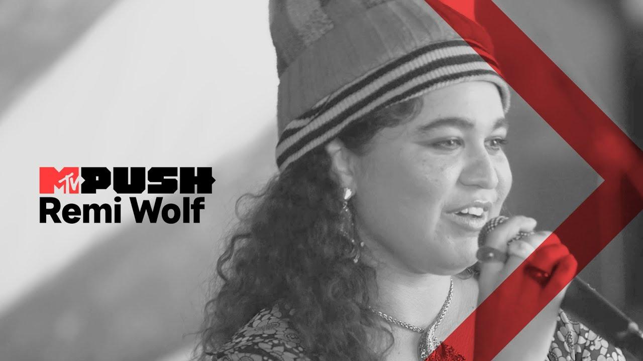 Remi Wolf Pushes Play (MTV Push) | MTV Music