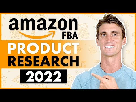 Amazon FBA Product Research Tutorial 2021 - How To Find A Profitable Product To Sell On Amazon