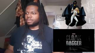 TXI REACTION - Marvel's Cloak and Dagger | Official Freeform Trailer