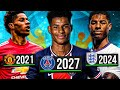 I PLAYED the Career of MARCUS RASHFORD... FIFA 21 Player Rewind (EURO 2021 SPECIAL🏆)