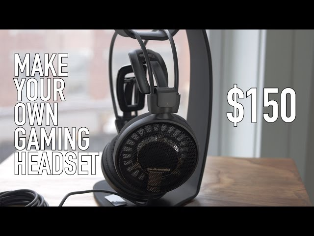 Gaming Headsets Suck: $150 Replacement Guide