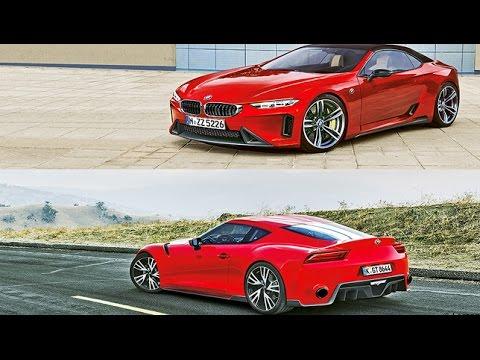 K 246 Nig Kachers Auto Zukunft Toyota Gt86 Amp Bmw Z5 Youtube