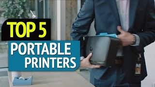 TOP 5: Best Portable Printers