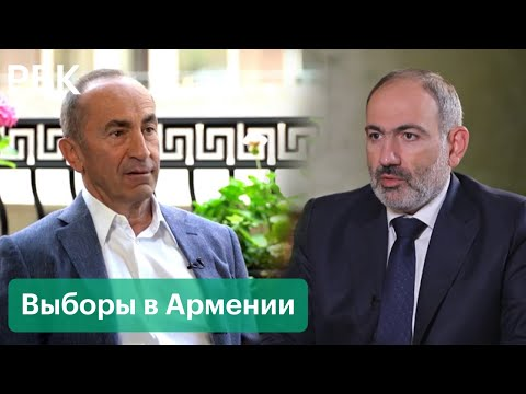 Досрочные парламентские выборы в Армении: расстановка политических сил, главные кандидаты в премьеры