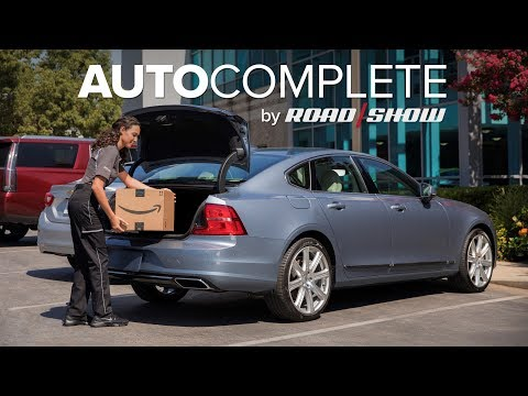 AutoComplete: Amazon in-car package delivery comes to the US