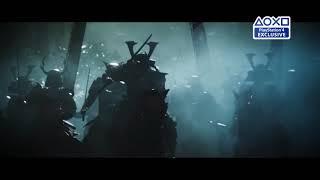 Ghost of Tsushima Paris Games Week 2017 Announcement Trailer (4K)