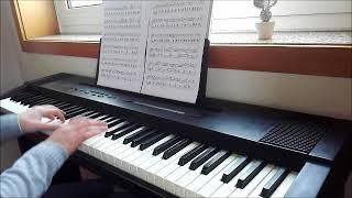 WOLVES - SELENA GOMEZ, MARSHMELLO (PIANO COVER)