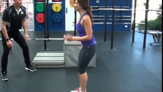 Workout of the Week - Legs Eleven
