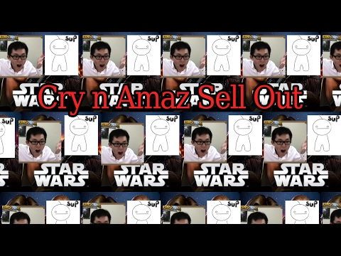 Cry n' Amaz Sell Out: Star Wars Force Arena