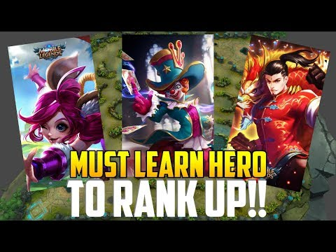 NEW META MUST HAVE HERO!! MOBILE LEGENDS! from YouTube · Duration:  16 minutes 6 seconds