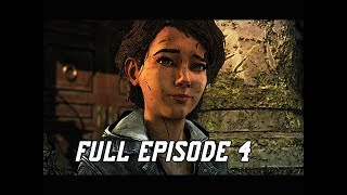 THE WALKING DEAD THE FINAL SEASON EPISODE 4 WALKTHROUGH  FULL EPISODE TAKE US BACK