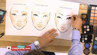 як зробити макіяж очей самої