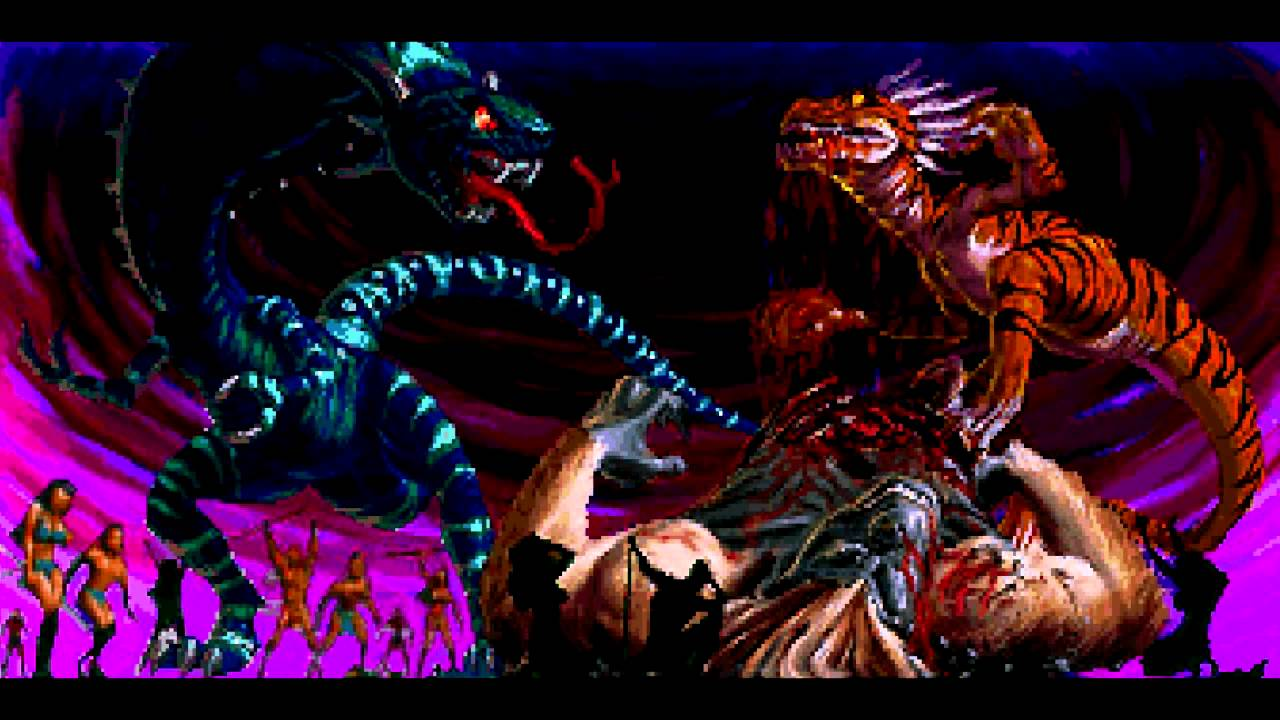 Primal Rage Snes Music - Character Select - YouTube