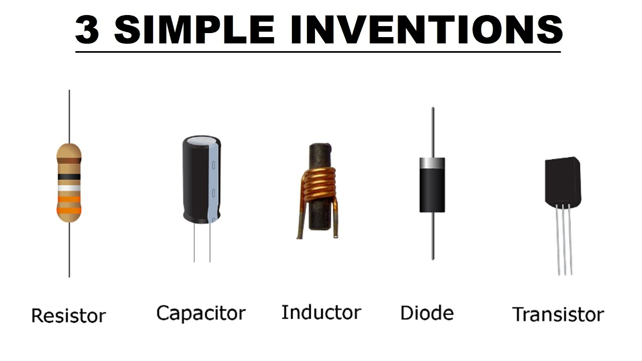 3 Simple Inventions with Transistor