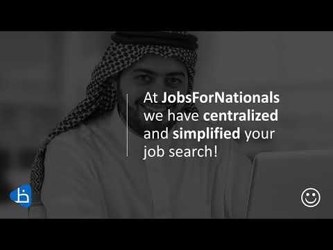 2020 JobsForNationals Introduction