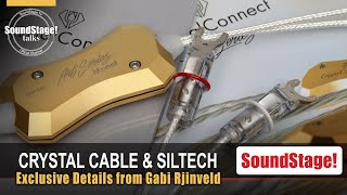 An Exclusive, Inside Look at Crystal Cable and Siltech - SoundStage! Talks (April 2021)