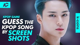 GUESS THE KPOP SONG BY SCREENSHOTS #2 - KPOP GAME