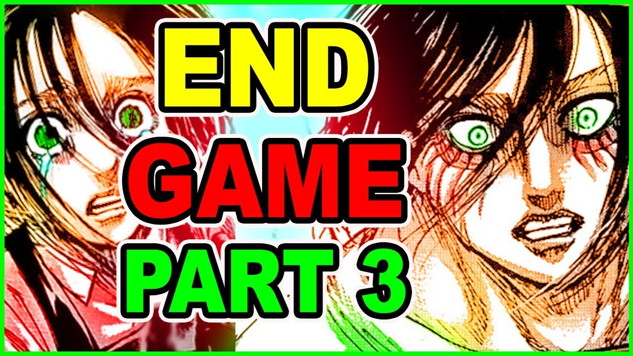 Colossal Eren Surprise! How Does AOT Go Forward? Attack on Titan Chapter  119 Review