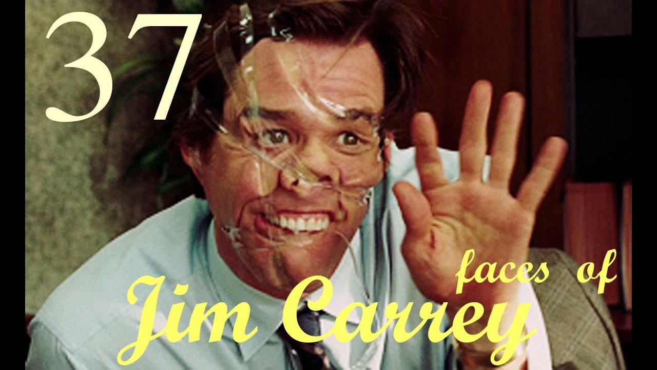 Jim Carrey Faces