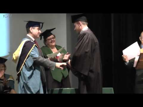YGTV Gibraltar News Update: Gibraltar School of Health Studies Graduation Ceremony