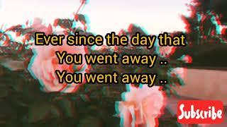 "Send Me No Flowers Lyrics - (""Jamill"" TS)  💛✨"