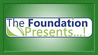 The Foundation Presents...! (November 2019)