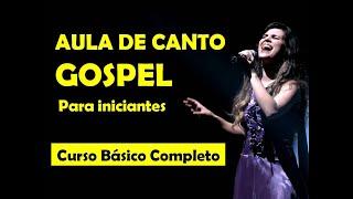 tcnica vocal gospel music curso completo aula de canto melhor msica evanglica