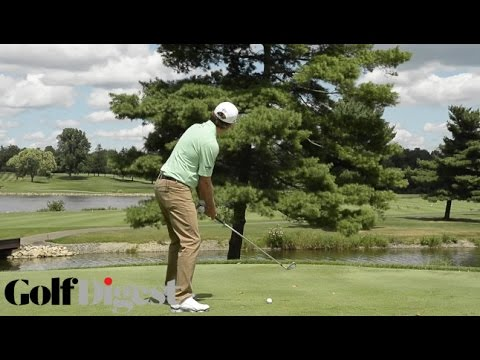Kevin Kisner: Hit It Over The Trees!
