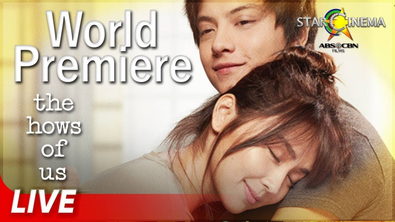 Live The Hows Of Us World Premiere Thehowsofusworldpremiere Youtube