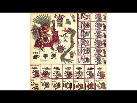 Códices mesoamericanos por Sebastián van Doesburg