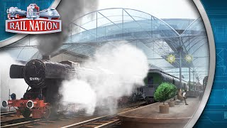 Rail Nation - Soundtrack: A Train Scenery (Enter world animation)