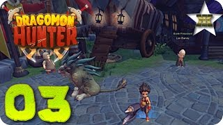 Es wird Nacht, Señorita -  DRAGOMON HUNTER #03 ॐ Let