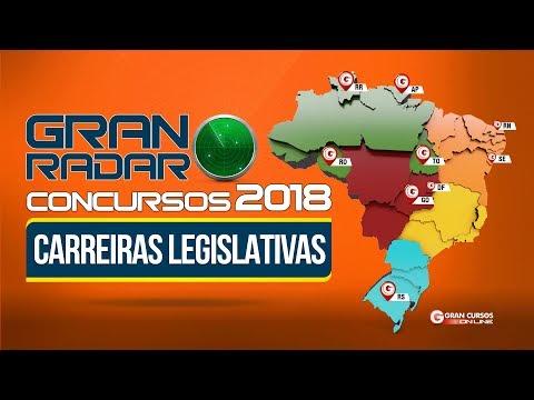 Gran Radar 2018 | Senado, Câmara dos Deputados e CLDF