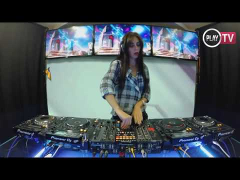 Dj Mira - Live set Play Tv, Kiev Ukraine