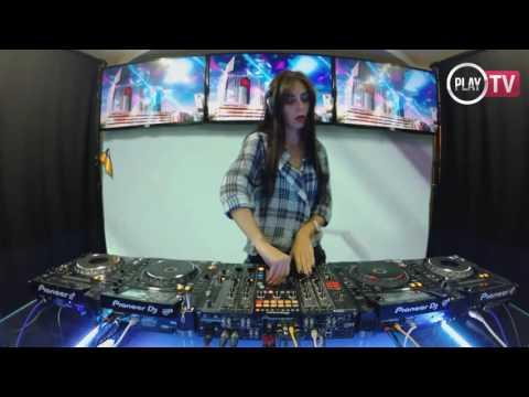 Dj Mira - Live set Play Tv, Kiev Ukraine