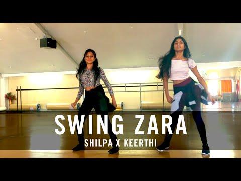 Swing Zara | Shilpa x Keerthi | Tamannaah | NTR | Bollywood Dreams