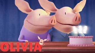 Olivia the Pig | Olivia and the Anniversary Surprise | Olivia Full Episodes