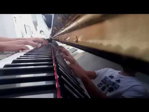 Reflection Mirror Night - Piano Cover