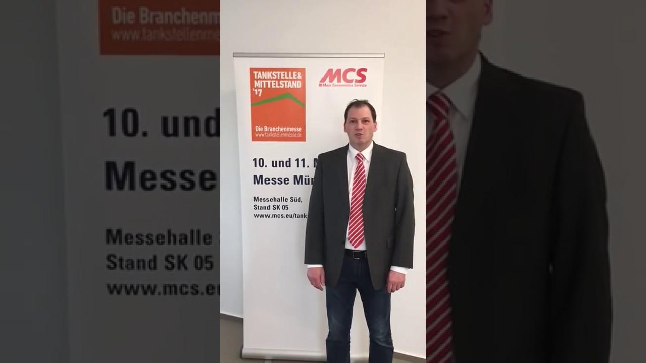 MCS - Shoplieferant mit Gesicht: Karsten Büttner lädt zur Messe ...
