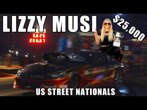 Lizzy Musi 2020 US Street Nationals (Wins $25,000!)