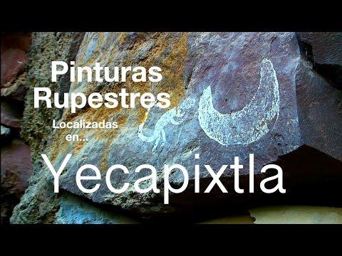 Yecapixtla es más que Cecina: ¡Descubren Pinturas Rupestres!