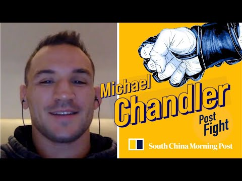 Michael Chandler says McGregor fight inevitable 'if I do my job' vs Dan Hooker | SCMP MMA