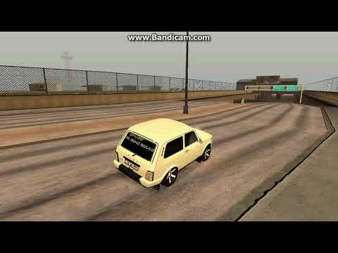 Test Drive MTA UM NIVA (URBAN)