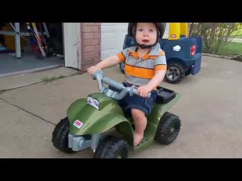 Lil' Quad Fisher Price Power Wheels