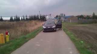 Peugeot 407 to złom.Peugeot 407 is junk.Peugeot 407 est indésirable.