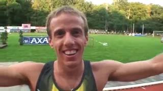 Alan Webb Breaks American Mile Record In 3:46.91