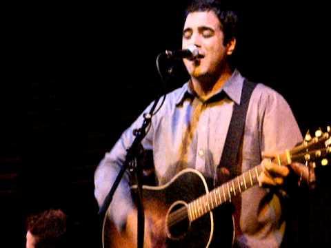Joey McIntyre and Emanuel Kiriakou at Joe's Pub 10/19 - Love The Way You Lie