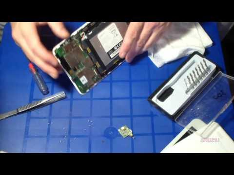 Замена тачскрина на Alcatel One Touch POP 8 P320X
