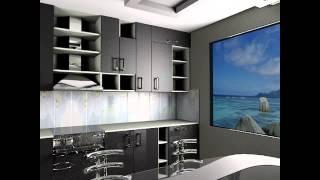 дизайн комфортабельной кухни(, 2015-06-30T16:35:45.000Z)